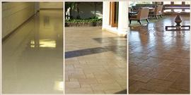 Porcelain & Ceramic tile sealer